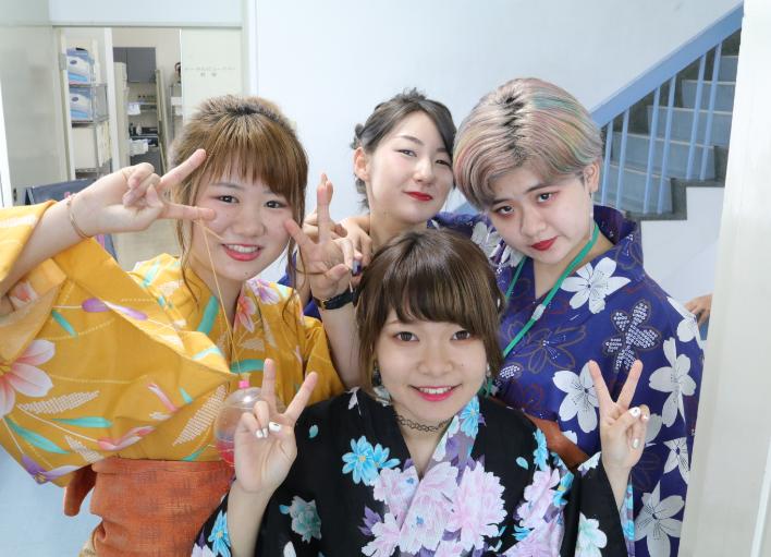7/16(月・祝) ゆかた祭り 名古屋みなと祭花火大会