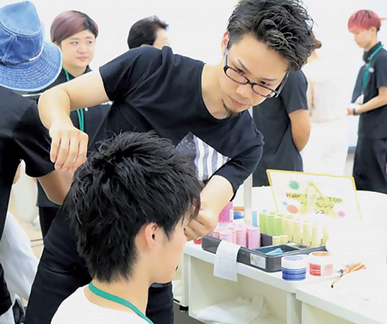 7/15(月・祝) オープンキャンパス「NaRiBiサロン♪」